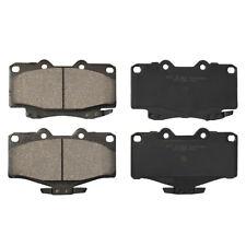 Premium Ceramic Disc Brake Pad FRONT NEW Set With Shims Fits Toyota KFE436-104