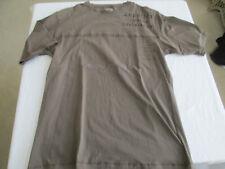 NEW UGG Australia Men's T Shirt Short Sleeve Long Size XL Olive Green NWOT