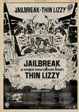 Thin Lizzy UK Tour advert 1976