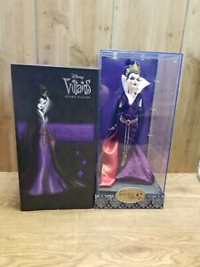 "Disney Villains Designer Collection Evil Queen 12"" Doll"