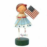 Little Betsy Ross Lori Mitchell Collectible Figurine