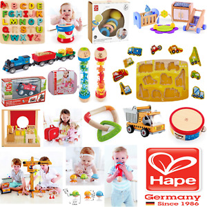 Hape Wooden Toys for Toddler and Children,Peg Puzzels, Musical, Educational Toys