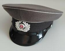 DDR NVA Uniform Mütze / Schirmmütze 58 - wie neu - MdI VoPo Volkspolizei