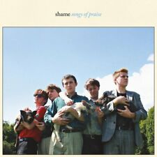 SHAME - SONGS OF PRAISE   VINYL LP NEU