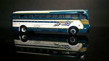 1/50 Corgi Classics Greyhound Lines Philadelphia Yellow Coach Battle Of Britain