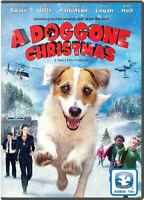 A Doggone Christmas DVD Dominique Swain, Rib Hillis, Lauren Parkinson