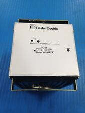 BASLER ELECTRIC BE1-59N GROUND FAULT RELAY A5E A1J N0N0F USED (K7)