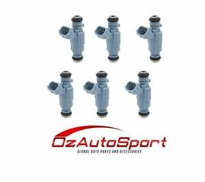 6 x 35310-38010 Fuel Injector for Hyundai Santa Fe Sonata XG350 3.5L Kia Sorento