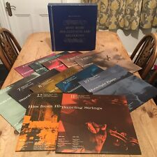 Readers Digest - Mood Music For Listening And Relaxation 12 LP Vinyl Box Set