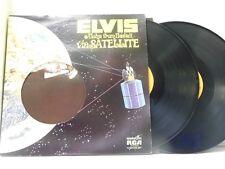 Elvis Presley LP Aloha From Hawaii Via Satellite   RCa Victor M- Quad