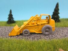 Matchbox Lesney Series No.24 Weatherhill Hydraulic Excavator Bagger gelb England