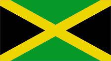 JAMAICA FLAG VINYL STICKERS CAR VAN TRUCK TAXI LORRY