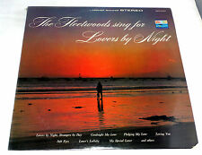 Fleetwoods: Sing for Lovers by Night  [Still Sealed Copy]