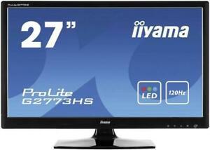 "iiyama ProLite GB2773HS-1 Gaming Monitor (27"") 1920 x 1080 pixels Full HD Black"