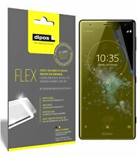 3x Sony Xperia XZ2 Compact Screen Protector Protective Film covers 100% dipos