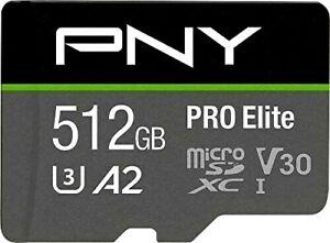 512GB MICRO SD SDXC MEMORY CARD CLASS 10 FREE USB 2.0 ADAPTER