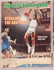 1979 Sports Illustrated Dudley Bradley North Carolina