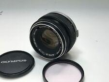 RARE / OLYMPUS OM-SYSTEM F.ZUIKO AUTO-S 1:1.8 f=50mm / mint