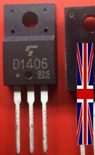 2SD1406 D1406 TO-220F Transistor from Toshiba