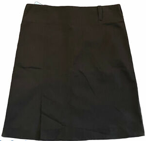 18th Couture Brown Golf Skirt Size 8 NWT