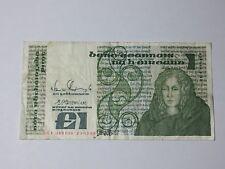 Billet Ireland Républic 1 Pound 1988