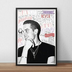 G-Eazy Poster / Print / Wall Art A4 A3 / No Limit / I Mean It / Good Life / Rap