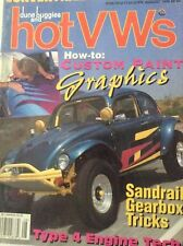 Dune Buggies And Hot VWs Magazine Sandrail Gearbox Trick August 1995 041917nonrh