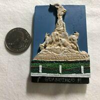 Guangzhou China Travel Souvenir Refrigerator Magnet #37306