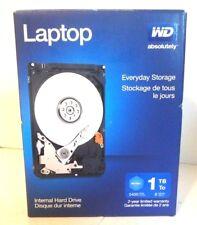 Western Digital 1TB Internal Laptop Hard drive WDBMYH0010BNC-NRSN