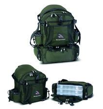 Iron Claw Backpacker Angelrucksack 3 Boxen Rucksack Angeltasche Ködertasche
