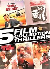 5 Thrillers North By Northwest Shawshank Redemption L.A.Confidential TheFugitive