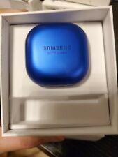 Samsung Galaxy Buds Live True Wireless Headphones (Sm-R180Nzwaxar) - Blue