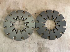 Lot Of 2 Edm Spindle Adapter Plate