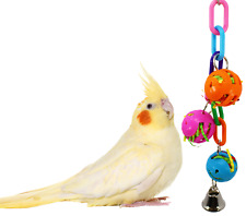 1953 Foraging Ball Bird Toy parrot cage toys cages parakeet cockatiel budgie