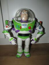 "Disney Pixar Toy Story Large 12"" Talking Buzz Lightyear Figure / Toy"