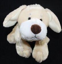 WEBKINZ Ganz TAWNY PUP HM452  Plush Stuffed Animal Super Soft No Code