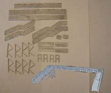 P&D Marsh N Gauge N Scale B21 GWR Lattice footbridge kit requires painting