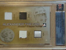 05-06 BAP-ITG ULTIMATE MEMORABILIA ALEXANDER OVECHKIN COMPLETE PACKAGE  #2 OF 10