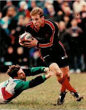 "Matt Singer Saracens Rugby Photograph 10"" x 8"" (25cm x 20cm)"