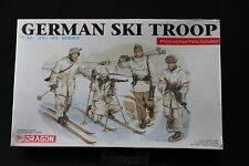 YK049 DRAGON 1/35 maquette figurine 6039 German Ski Troop