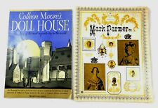 Colleen Moore's DOLL House 1935 + 3 Mark Palmer Co. Catalogs 65-70 Booklets