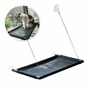 Zone Tech Cat Window Hammock Seat Perch Sun Bathing Bed Mounting Shelf Mesh