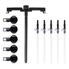 H.Koenig kit tubi + connettori per spillatore dispenser birra BW1880