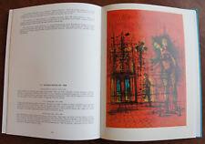 CARZOU  CATALOGUE RAISONNE GRAVEUR LITHOGRAPHE TOME II, 1963-1968
