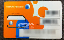 AT&T Sim Card for Use with my Unlimited data Lines $100/Month