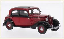 Wanderer W240 Limousine - 1935 - Dark red/Black - Neo