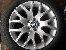 4x  BMW X5 E70 F15 Original ALUFELGEN 9x19 10x19 Styling 177 FAST NEU 6774397