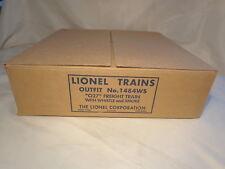 Lionel 6-31778 2056/2046 Loco  4 Car Silver Passenger Car Set / O Gauge / MIB
