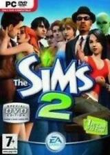 The Sims 2 PC DVD family people life build live suburban party simulation game!