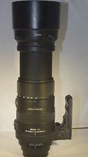 Sigma DG 120-400 mm 1:4.5-5.6 AF HSM OS Objektiv für Canon